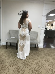 Omaima Couture Gown