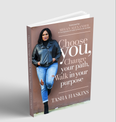 Choose you, Change your path, Walk in your purpose