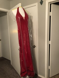 Ava Presley Red Miss Pageant Dress