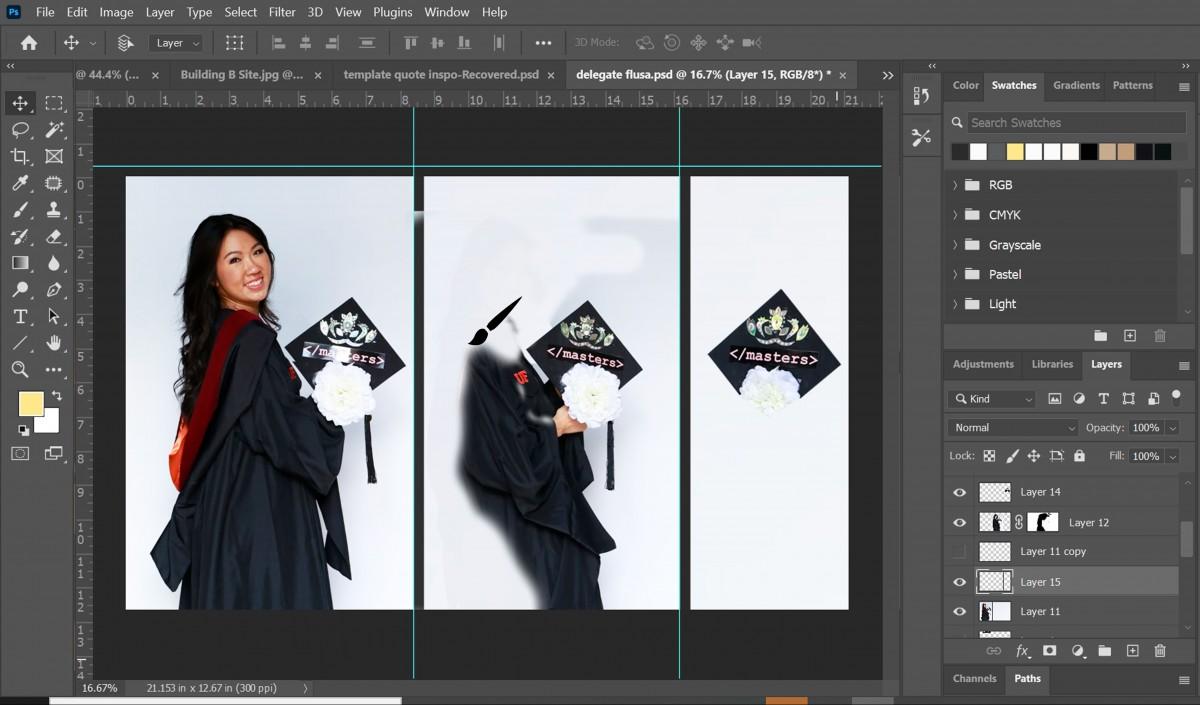 Non-Standard Photoshop Services