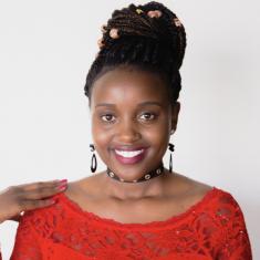 Naomi W. Kangethe