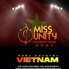 MISS UNITY INTERNATIONAL