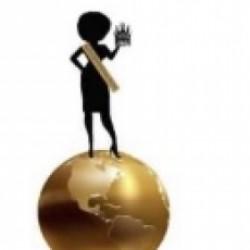 Miss, Ms, Mrs. Black Globe International