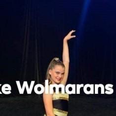 IIke Wolmarans
