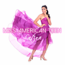 Miss American Teen Latina Pageant