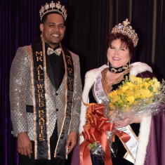 National All World Beauties and Man of Distinction Pageant