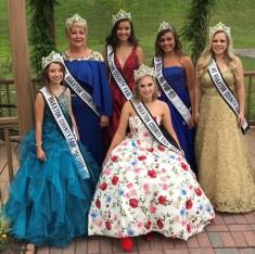 Braxton County Fair Pageants