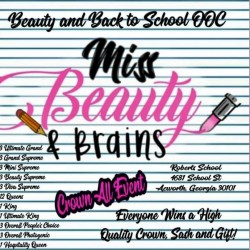 Miss Beauty and Brains