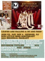 Our Little Miss Northeast Regional Pageant