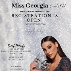 Miss Georgia Earth USA