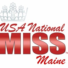 USA National Miss Maine