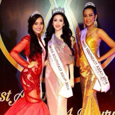 Miss Vietnam Southeast Asian