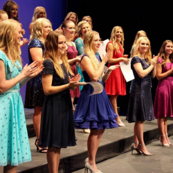Distinguished Young Women of Arizona Pageants