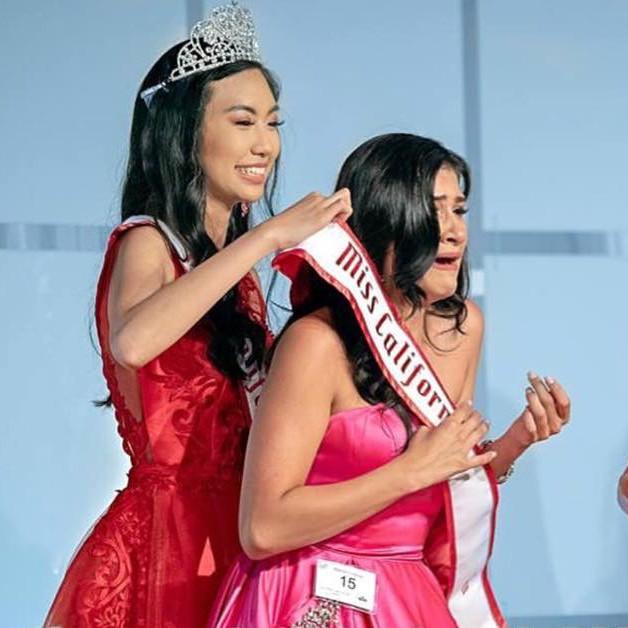 National American Miss California Jr-Teen Farewell - YouTube