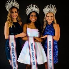 Miss Diamond National USA