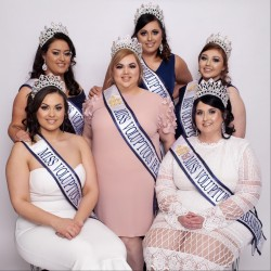 Miss Voluptuous Pageants United Kingdom