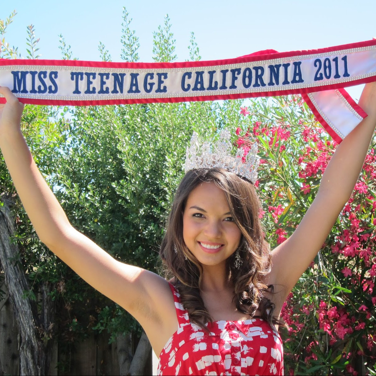 Meet Miss California Jr. Teen Kaila Melanson! #NAM #