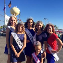Idaho United States Pageants