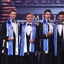 Mister India Supranational pageants