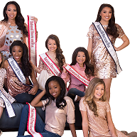 National American Miss Texas