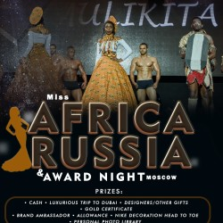 Miss Africa Russia