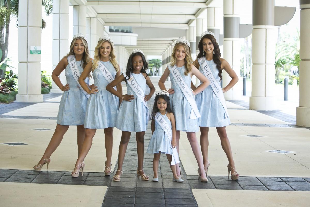 Miss Teenage California 2011 - Teen Contestants - Pageant