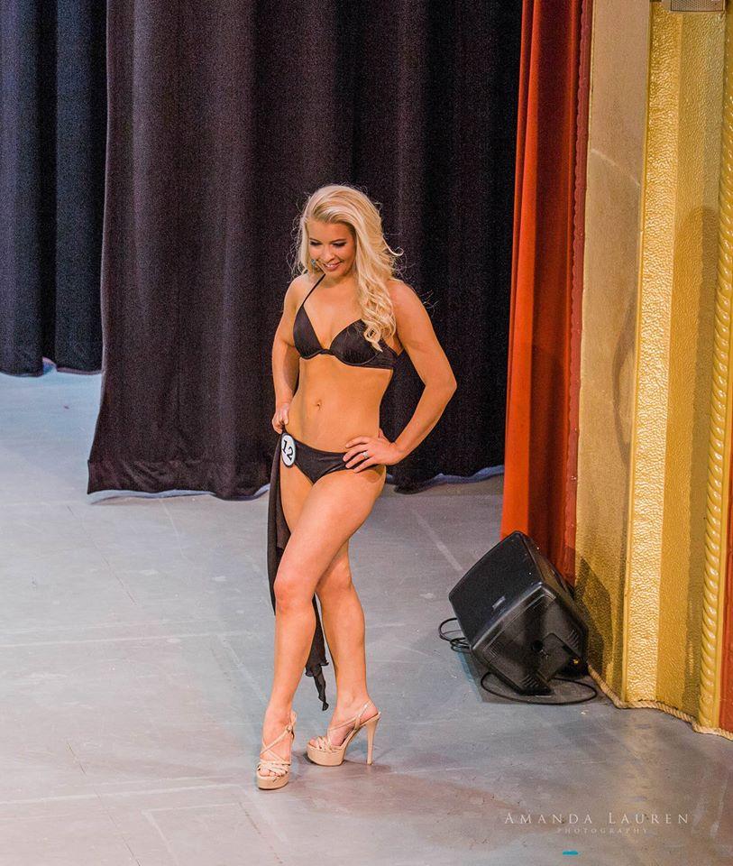 Miss nude california contest
